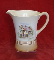 shelley musical jug c1925