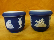 adams 19th century egg cups