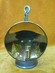 the wolf safety lamp