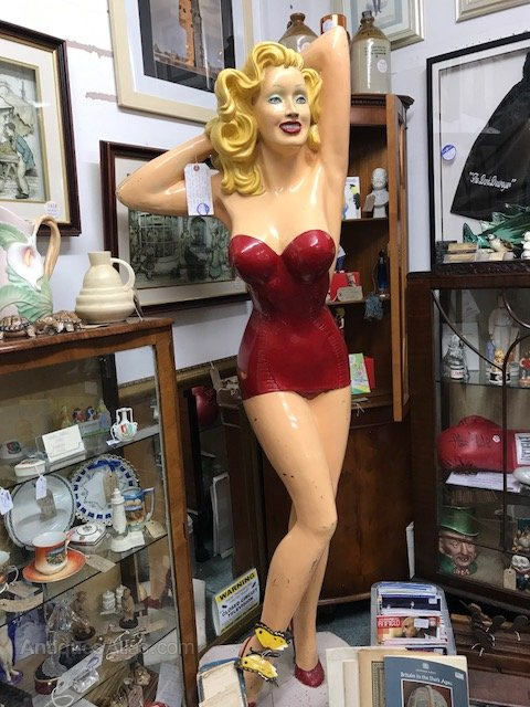 Fab Life-size Figure of Marilyn Monroe