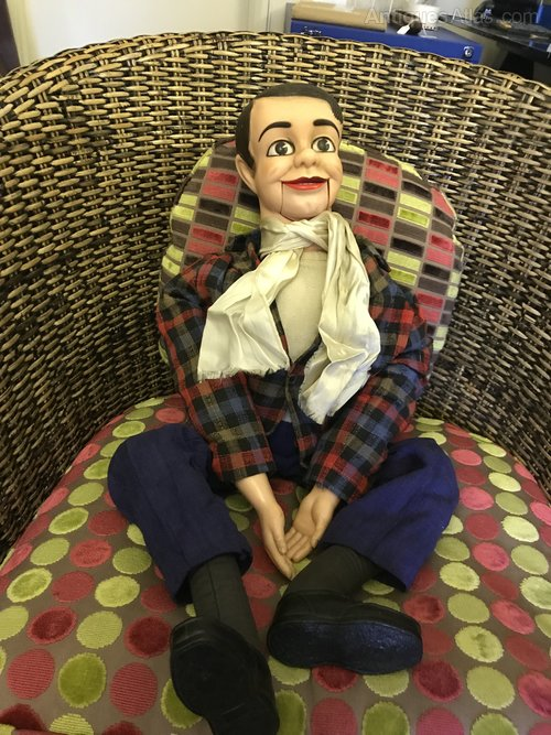 Vintage Ventriloquists dummy