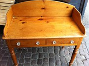 Victorian Washstand in Pine