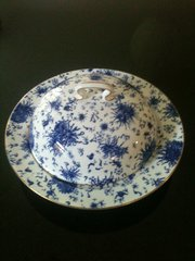Royal Crown Derby Muffin Dish