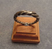 A Viking Silver Ring