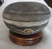 An Ancient Chinese Lidded Bowl