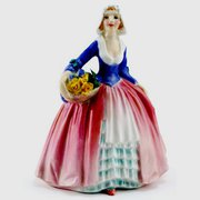Royal Doulton Figure Janet HN1