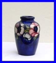 William Moorcroft Anemone Roll