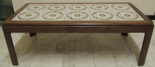 g plan tiled coffee table