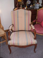 Late 19th Century French Chair