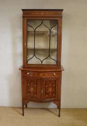 Inlaid Display Cabinet