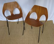 Pair of Kandya c3 chairs desig