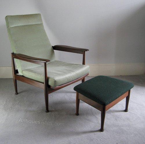 Antiques Atlas - Pair Of Manhattan Teak Chairs By Guy Rogers