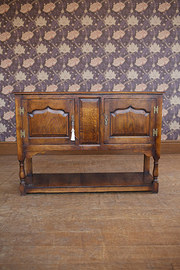 18th Century Style Panelled Oa