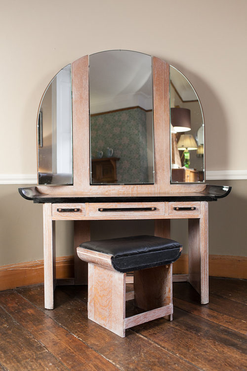 Art deco dressing table stool antiques atlas - Deco dressing ...