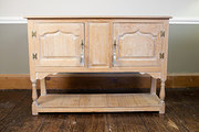 Oak Credence Cupboard