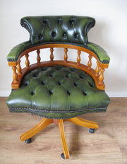 Chesterfield Desk Armchair