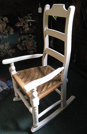 Post 1940 Rocking Chairs