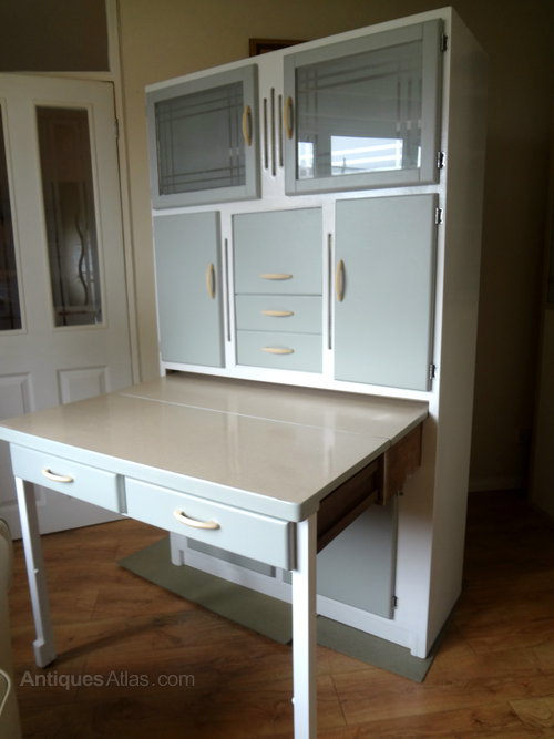 Antiques atlas kitchen larder cabinet 1950s for 1950 kitchen cabinets for sale