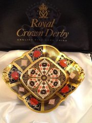 Royal Crown Derby Imari 1128 S