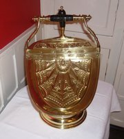 Victorian Antique Coal Scuttle
