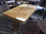 Superb quality walnut tabledes
