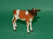Beswick Ayrshire Calf Model No