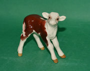 Beswick Hereford Calf  Model N