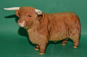 Beswick Highland Bull Model No