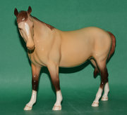 Beswick Mare Facing Left Model