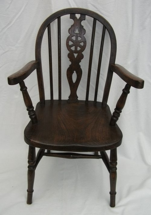 Antique Childs Windsor Chair - Antiques Atlas