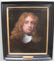 17th century Portrait of a You
