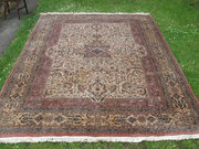 Fine Old Persian Tabriz Wool C