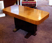 French Art Deco Coffee Table c