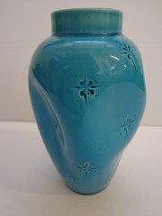 Burmantofts Vase