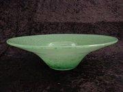 Nazeing Art Deco Glass Bowl