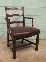 Antique 18th Century Mahogany