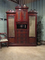 Antique 19th Century Mahogany