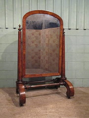 Antique Early Victorian Large