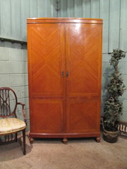 Edwardian Satinwood Gents Ward