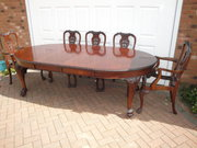Antique Mahogany Chippendale S