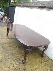 Large Antique Mahogany Extendi