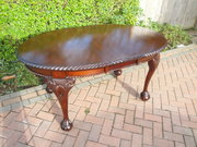 Small Antique Mahogany Extendi