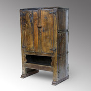 17th century Rustic French wal
