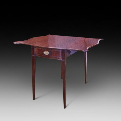 A good George III Pembroke table