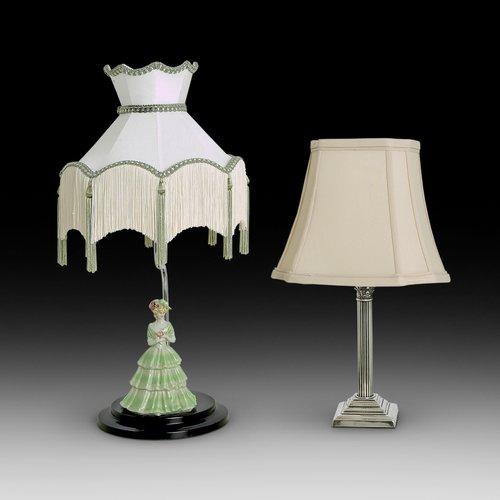 Art Deco Table Light