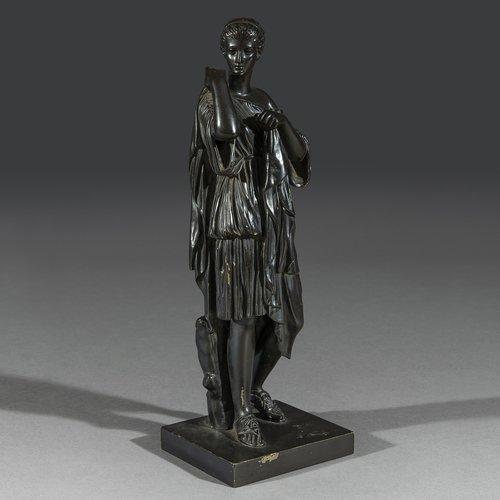 Cast Bronze of Diane do Gabries