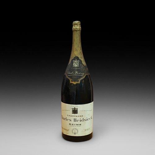 Methuselah of Charles Heidsieck Champagne NV 1936