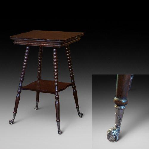 Oak Occaisional Table