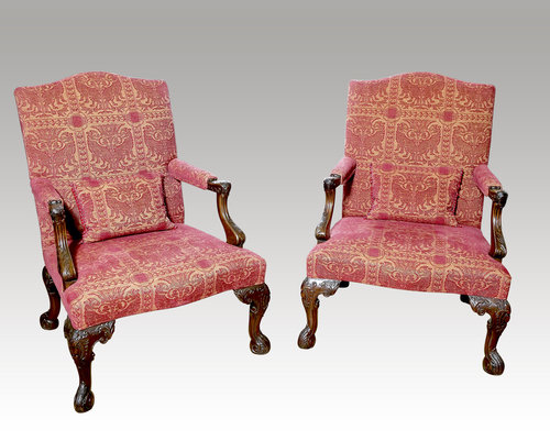 Pair Of Gainsborough Chairs