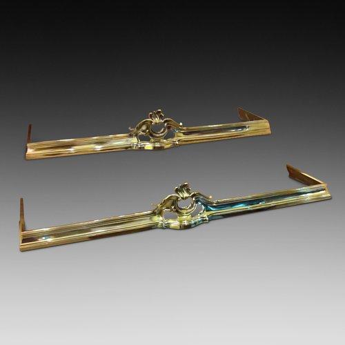 Pair of Louis XV style Fenders